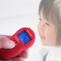 Wholesale Perfect Care Baby Infrared Digital Thermometer Noncontact Temperature Measurement Device Kids Rapid Measurement NB0239