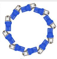 al por mayor xenón de precios-100PCS T10 5SMD 5050 bombillas del xenón LED W5W 194 lámpara blanca de la luz de la cola de la cuña del lado del coche de 168 LED al por mayor