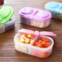 Wholesale New Sealed Crisper Refrigerator Plastic Food Storage Box Preservation Box Food Container Kitchen Supplies F2017115