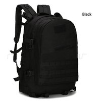 Wholesale Men Women Military Backpack L Waterproof Campe Bag New Camouflage Pack Rucksacks X83