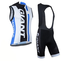 Hot 2015 summer giant cycling Sleeveless Jersey Shirt cycling Bib Shorts  ciclismo maillot Cycling vest bike Sportwears Lycra shorts 3Dpads ... 271ff37c8