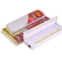 Wholesale Vacuum Food Sealer Mini Portable Heat Sealing Machine Impulse bag Sealer Seal Machine Poly Tubing Plastic Bag Kit Tool