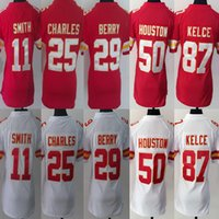 berry names - Women s Jersey Alex Smith Jamaal Charles Eric Berry Justin Houston Travis Kelce Football Jerseys Stitched Name and Logo