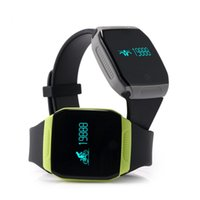 apple store tracking - E07S Wireless Bluetooth Smart Wristband GPS Sports Tracking Smart Band with Days Data Store Alarm Heart Rate Monitor for IOS and Android