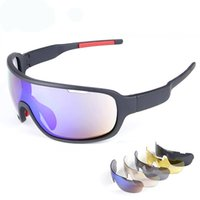 Wholesale The new POC outdoor tablets sports men and women protect themselves from blowing sand eye protector bike goggles TR90 cycling glasses