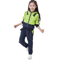 free shipping clothes - 2016 New Hot sale Children s Clothing Sportswear Children s Clothing Children s Dance Clothing Secondary school uniforms No1