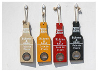 Bottle Openers bar wall supply - Creative Vintage Wood Beer Bottle Opener Bar Restaurant Home Kitchen Bottle Shape Openers Wall Hanging Party Supplies Gifts