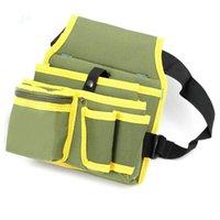 Wholesale New Hardware Mechanics Utility Pocket Pouch Canvas Tool Bag Utility Bag With Belt