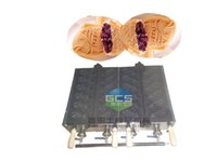 Wholesale Gas type fish Taiyaki waffle machine