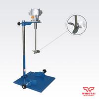 Wholesale EA230 Manual Lifting Pneumatic Paint Mixer and Ink Mixing Machine