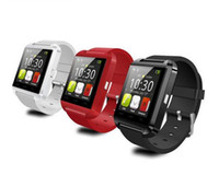 Wholesale High Quality Bluetooth u8 smart watches Wrist Watch for iPhone s plus Samsung S7 Note HTC Android Phone