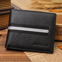 Wholesale In the new straight for taobao jingdong JINBAOLAI brand Men s casual cowhide head layer of the wallet
