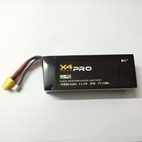 Wholesale Original Hubsan X4 PRO Battery Hubsan H109S Battery V mAh battery In stock