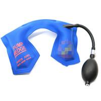 air locks - KLOM U Shape Air Wedge Blue Wedge LOCKSMITH TOOLS Door Lock Opener A236