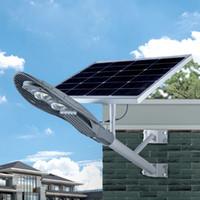 оптовых панели солнечных дорог-60W панель солнечных батарей 40Watts светодиодный источник света Солнечный уличный дорожное освещение Водонепроницаемый IP65 Солнечный светильник сада