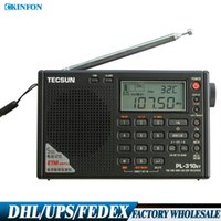 Wholesale Free DHL Fedex PL ET Stereo Radio Digital Demodulator FM AM SW LW Full Band Radio