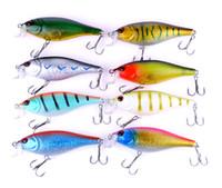 best trout bait - Best D ABS Plastic Rattlin Artificial bait colors g cm Bass Catfish Carp Trout Perch Diving Wobblers Fishing Lures