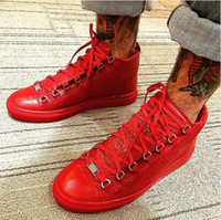Wholesale New Hot Sales Name Brand Fashion Sexy Top Quality Men Flats Designer Men Shoes Lace up Shoes Mens Casual Shoes