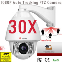 Wholesale IMPORX FULL HD ptz IP camera X Optical Zoom outdoor High Resolution IP PTZ Camera