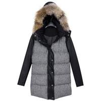 Wholesale 2014 Fashion down coat Winter jacket women winter coat women winter color overcoat down jacket women parka PU leather WJ2039