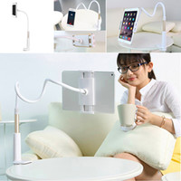 arm tables - Tablet Lazy Holder degree Flexible Arm Holder Stand for Cellphone table pad cm cm Long Lazy People Bed Desktop tablet Mount