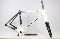Wholesale New White Colnago c60 frame carbon bicycle frameset road bike Frame bicycle Pink glossy framset with high quality