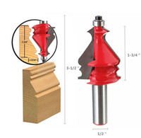 adjustable drill bits - 2016 New PC Inch Router Bit Adjustable Steel Blade Spoke Shave Plane Knife Bird Planing Woodworking Drilling Bits Tool