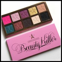beauty sweets - Five Star Beauty Killer Eyeshadow Palette Colors Eye Shadow Makeup Cosmetics Highlight VS Kylie Bronze Palette Sweet peach eyeshadow