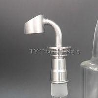 Wholesale Female Titanium Club Banger Nail Degree Better Than Quartz Banger Only