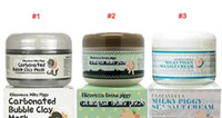 Wholesale makeup milky piggy carbonated oxygen bubble clay Mask g remove blackhead acne Purifying pores face care facial sleeping mask