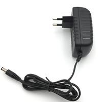 Wholesale AC V V DC V2A EU USA AU UK Plug Power Adapter for Surveillance IP Camera CCTV Camera Security Accessories