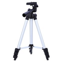 Wholesale New Tripod Universal Portable Digital Camera Camcorder Tripod Stand Lightweight Aluminum for Canon Nikon Sony