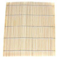 Wholesale SZS Hot Japonais NATTE A SUSHI EN BAMBOU Roll Mat tapis CUISINE JAPONAISE cm x cm