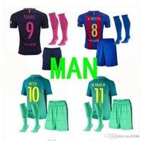 barcelona dhl - DHL Mixed Barcelona men kit jerseys Socks MESSI ARDA A INIESTA SUAREZ SERGIO PIQUE I RAKITIC NEYMAR JR home and
