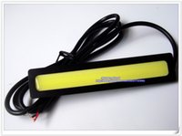 Wholesale New Car Styling Ultra short cm W pc Parking Running lights Car Light Source COB for Ford Focus AP