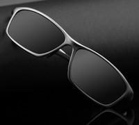 Fashion aluminium frame glass - Sporting Aluminium Full Rims for Men and Women Polarized Sunglasses Driving Outdoor sports Eyewear Glasses UV400