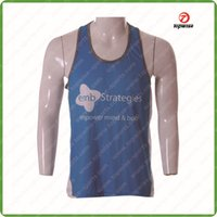 basketball logo designs - Quick dry running vest Basketball vest can be printed LOGO design number running for fitness Protect the muscle