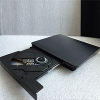 Wholesale USB DVD RW x Optical Drives Gbps External x CD DVD Burner Desktop Laptop Optical Drives for windows IOS