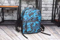 backpack trimmer - 2016 new luxury designer travel bag mens womens ANDY backpack N41510 Bordeaux leather trim PALK N41509 N58024 MICHAEL M40637