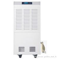 Wholesale 220V Low temperature dehumidifier LED intelligent display screen remote control Air Dryer Plant laboratory public warehouse Dehumidifier