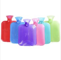 Wholesale Hot Water Bottle Premium Classic Transparent Hot Water Bottles Ideal For Pain Relief Muscle Relaxation Comfort Use