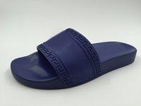 Wholesale 2016 vers men s fashion summer outdoor beach sandals mens slip on shoes boys slide rubber sandals medusa