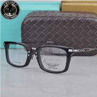 Wholesale 2017 Aston Martin Fashion Woman Uv400 Clear Lens Eye Glasses Computer Radiation Protection Eyeglasses Frame For Women Men Myopia Eyewear