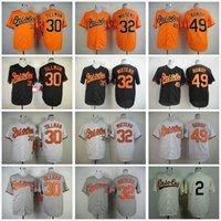 baltimore mix - Top Quality Baltimore Orioles Throwback Chris Tillman Matt Wieters Blank Dylan Bundy Baseball Jerseys Mix Order