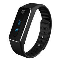 apple motion tracking - New HB02 smart bracelet Bluetooth heart rate bracelet HB02 Bluetooth bracelet step motion tracking remote self timer sleep analysis audi