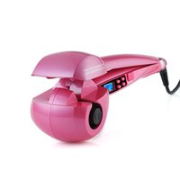 Wholesale Fast Style Titanium Automatic Curls Magic Hair Curler Electric DIY Hair Roller Professional Hair Styling Tools