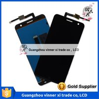 For Chinese Brand zte blade panel - For ZTE Blade V7 LCD Assembly Display Touch Screen Panel Replacement Screen For ZTE V7 Phone