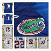 Wholesale Tim Tebow Florida Gators Jersey Emmitt Smith College Jerseys Stitched Top Quality Jersey