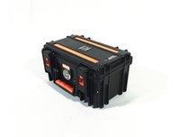 Wholesale AURA AI Hard Plastic Shockproof Waterproof IP67 Dustrproof Tool Packaging Hard Storage Tool Equipment Case