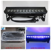 architectural outdoor lighting - 6xlot with case architectural building lighting Outdoor use Led light bar dmx wall washer x15w rgbwa in1